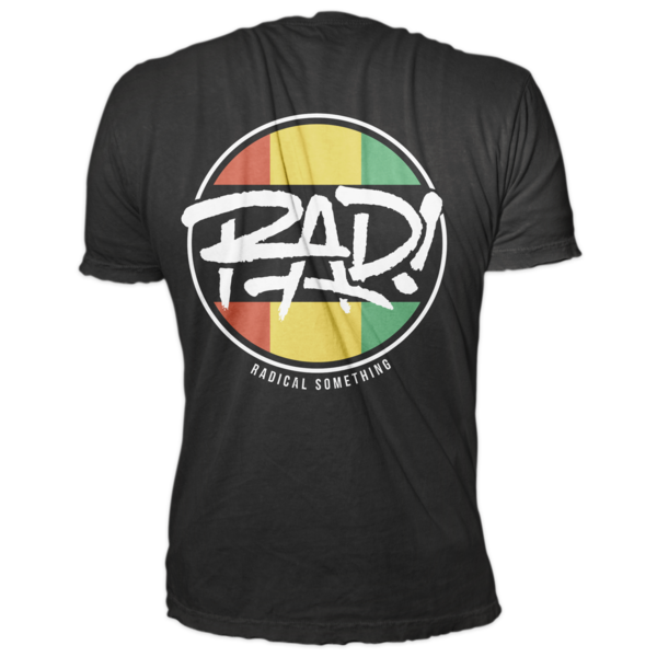 Rasta Rad! Shirt