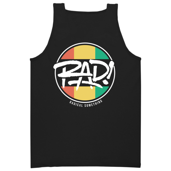"Radical Something ""Rasta Rad! Tank"""