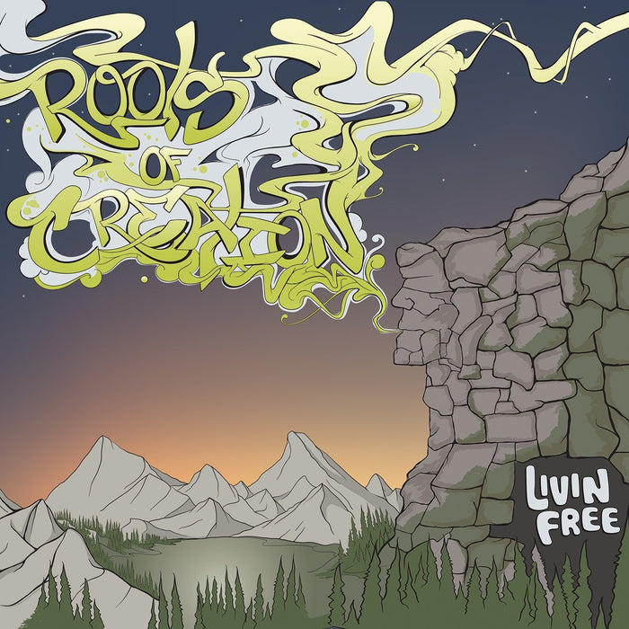 Roots of Creation - Livin Free (Deluxe) - Triple CD