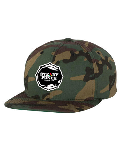 Steady Punch Snap Back (Camo)