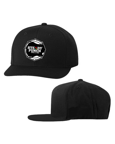 Steady Punch Snap Back (Black)