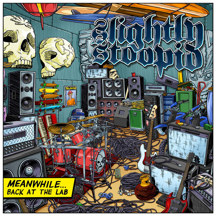 Slightly Stoopid - Meanwhile...Back At The Lab CD