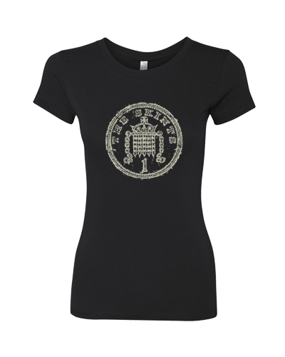 The Skints Coin Women Tee