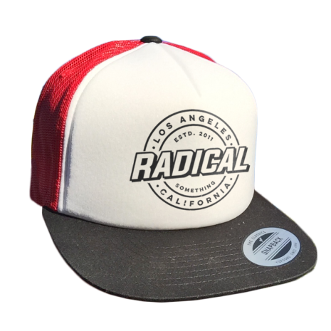 "Radical Something ""Rad Emblem Hat"""