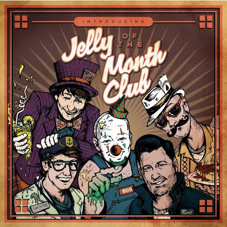Jelly of the Month Club CD