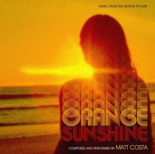 Matt Costa - Orange Sunshine - Vinyl