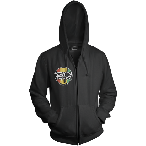 "Radical Something ""Rad Rasta Hoodie"""