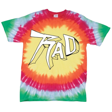 "Radical Something ""Rad Tie-Dye Tee"""