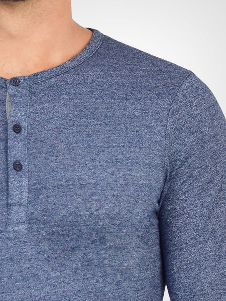 Eco Mock Twist Henley