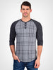 Eco Grey Plaid