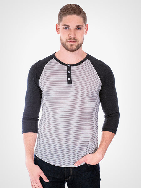 Notebook Stripe Henley