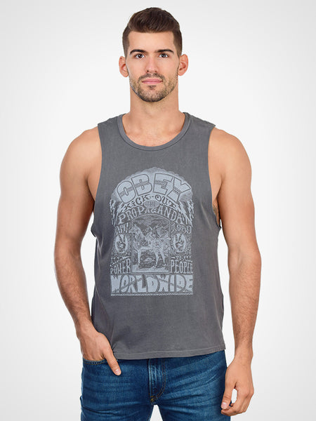 Peace Horse Muscle Tank