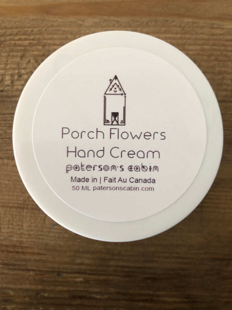Porch Flowers Hand Cream 50ml