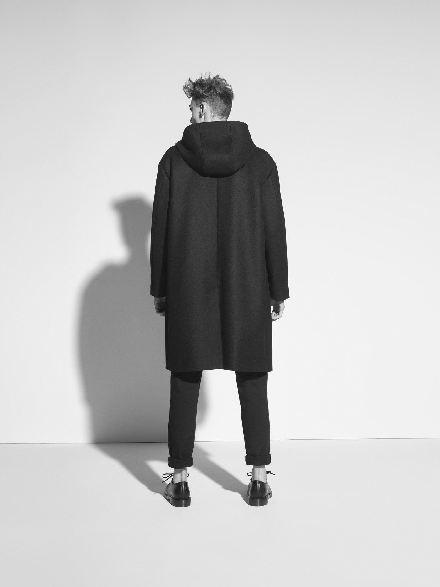 Thisisnon: Hooded coat | Clothing,Clothing > Coats -  Hiphunters Shop