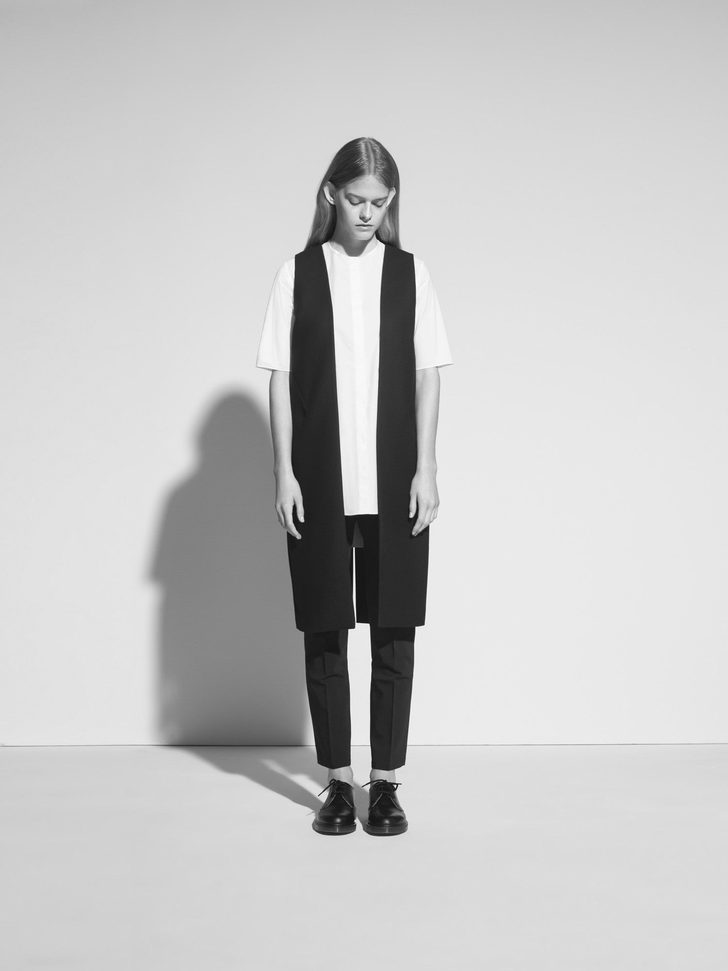 Thisisnon: Long vest | Clothing,Clothing > Vests -  Hiphunters Shop