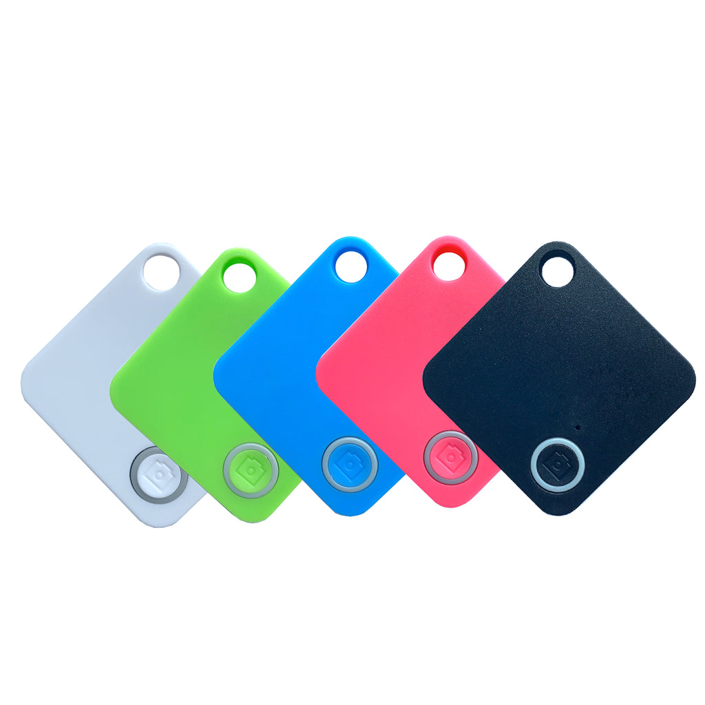 GPS Enabled Lost And Found Tracker 5-Pack