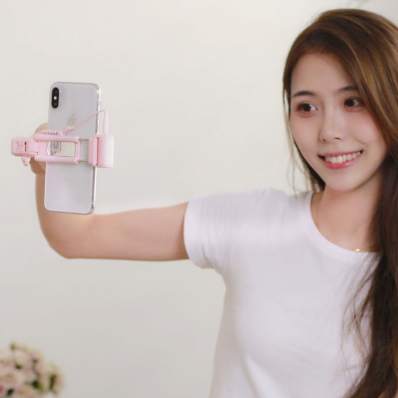 Perfect Portrait Bluetooth Holder For Your Smartphone