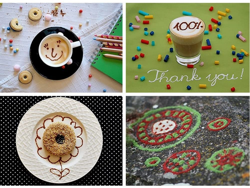 Coffee Art And Spice Pen for Coffee Cake