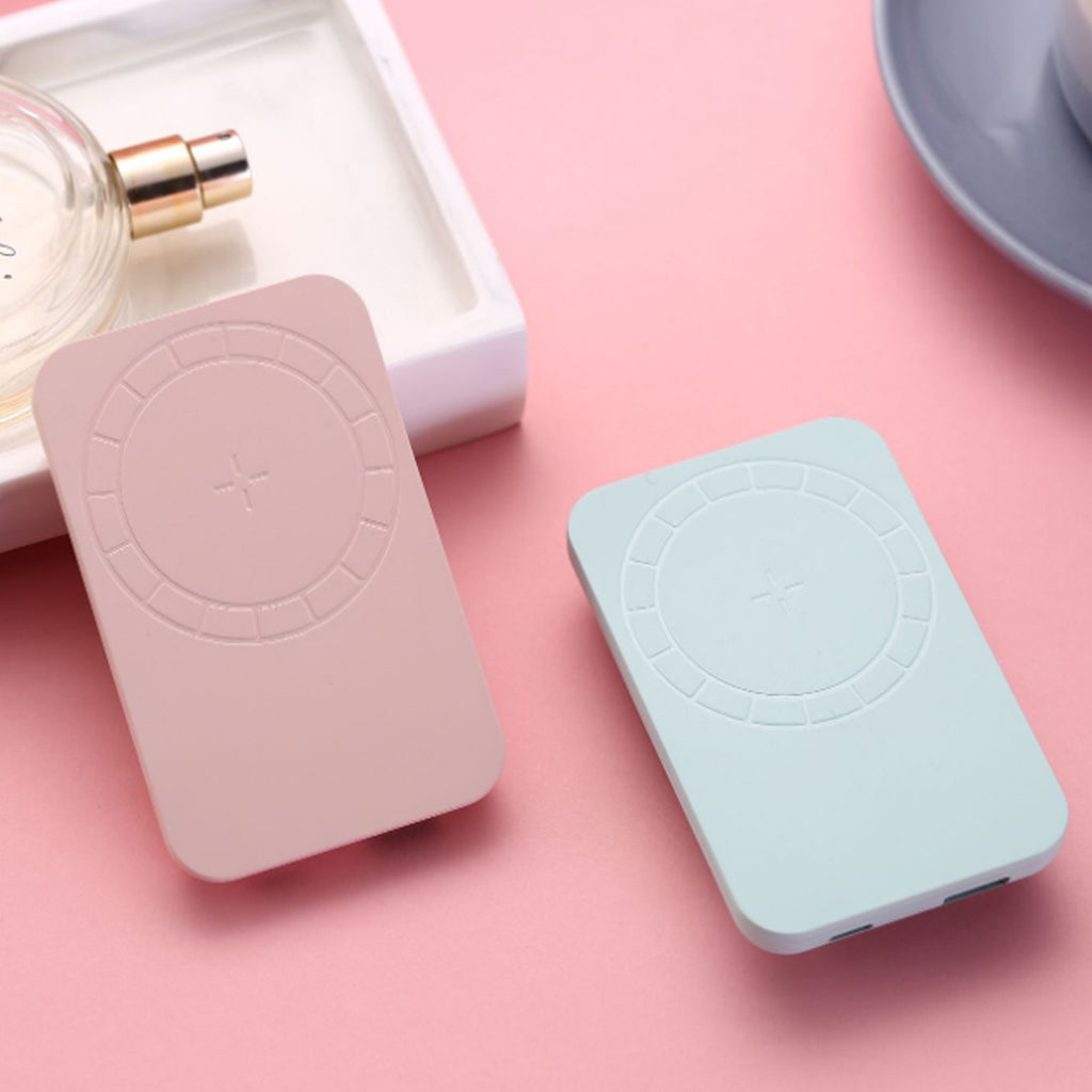 Wireless Magnetic Charger And Power Bank For iPhone 12