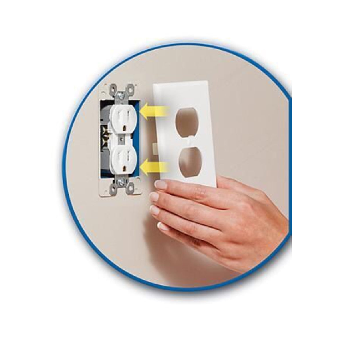 shopify-Path Lighter Auto Motion Wall Plate LED Light  2- PACK-10
