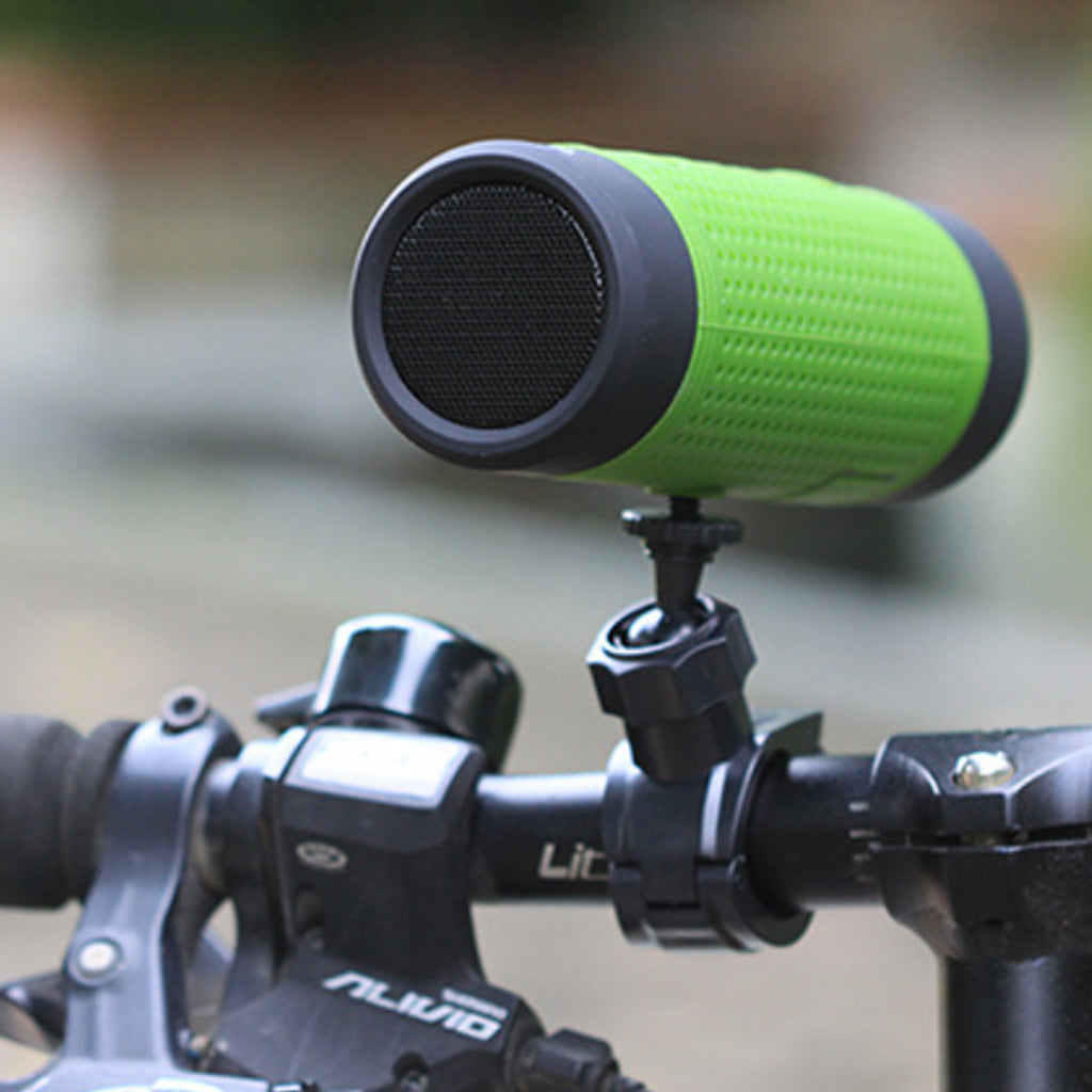 Bike Speaker and Light With Bluetooth Speaker