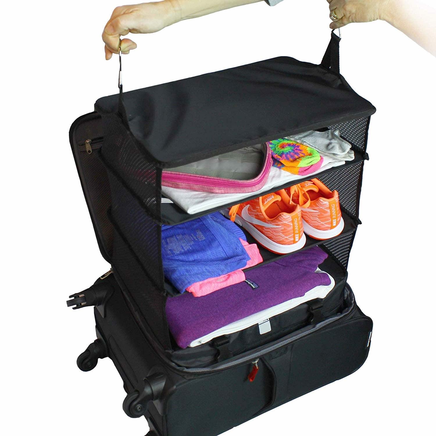 shopify-Carry On Closet Baggage Organizer-4