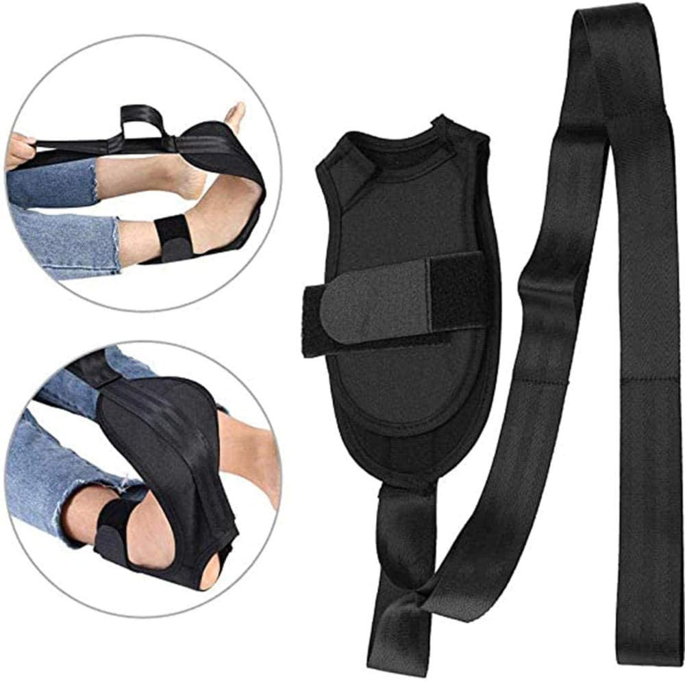 shopify-Yogable Ligament Stretching Support Strap For Yoga-2