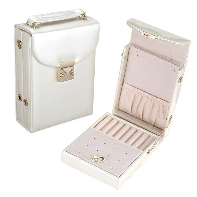 BRIDESMAID Fusion Vanity Bag For Jewels And Cosmetics - VistaShops - 6