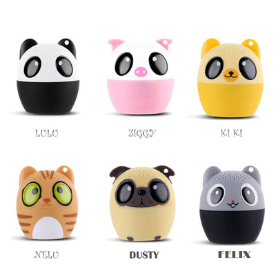 Lil Wonder Petz Bluetooth Speakers