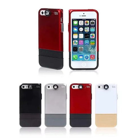 2 in 1 Lens and iPhone 6 or 6 Plus case with 360 protection. - VistaShops - 3