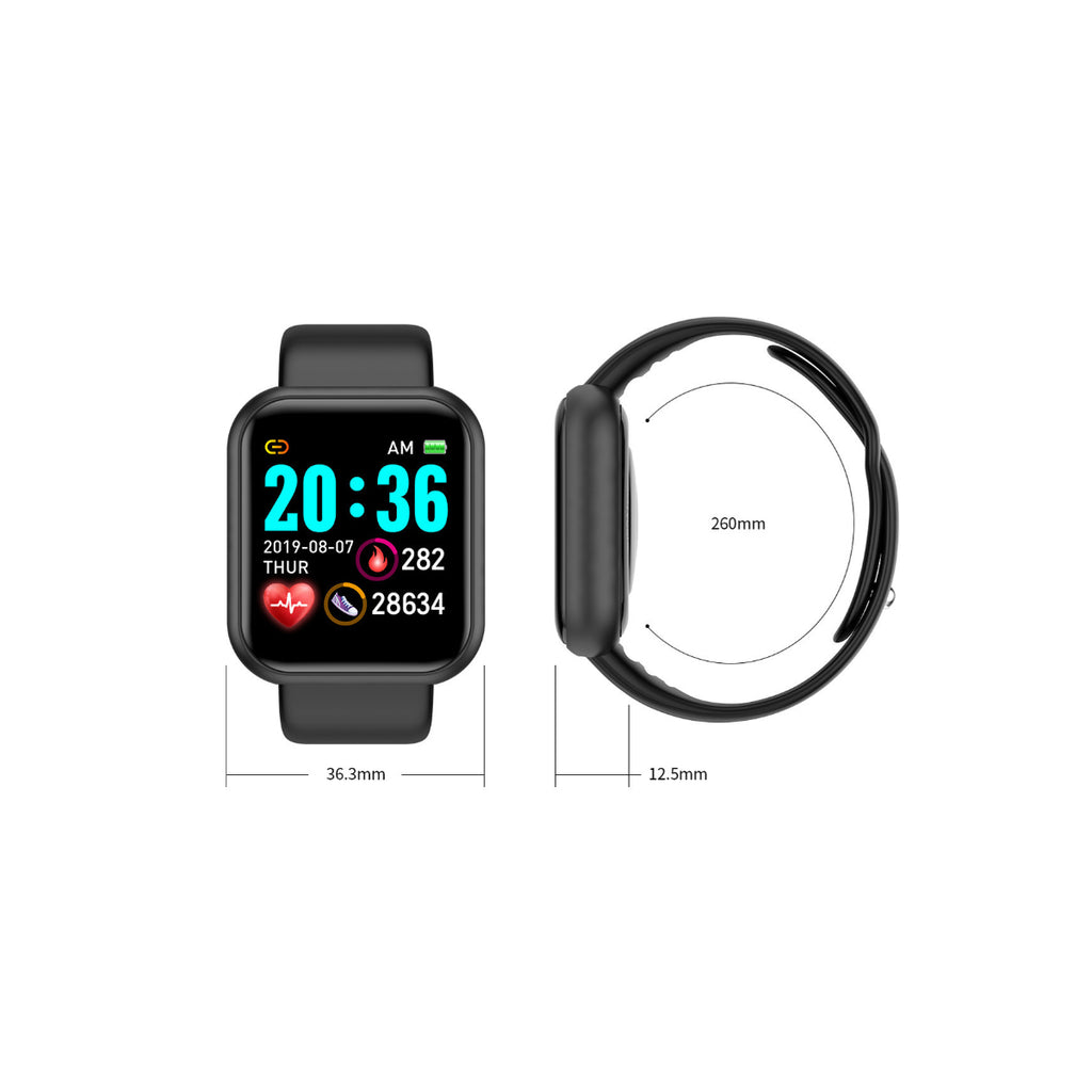 Activa Smart Watch For Goal Setters