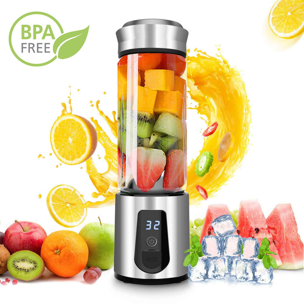 JuiceUp N Go Quick Portable Juicer And Smoothie Blender