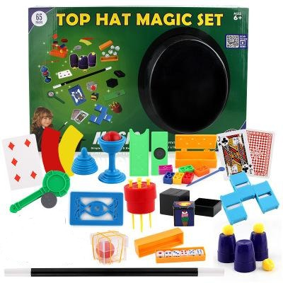 Abracadabra Magic Tool Box With 65 Props