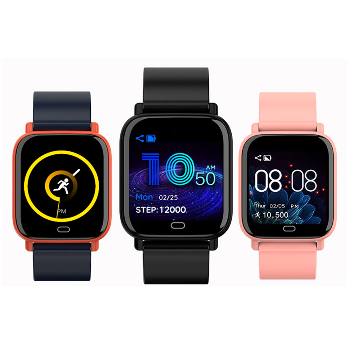 shopify-Smart Fit Multi Function Smart Watch Tracker and Monitor-1