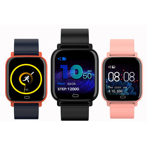 Smart Fit Multi Function Smart Watch Tracker and Monitor
