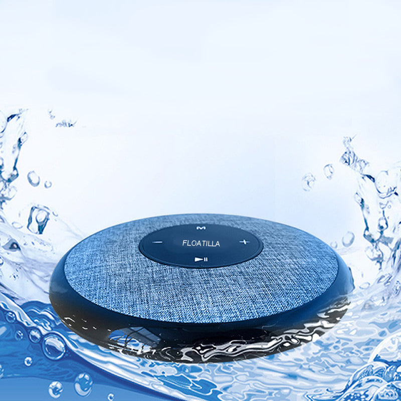 shopify-Floatilla II Bluetooth Enabled Waterproof Speaker For Pools And Outdoors-1