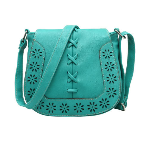 Daisy Dots Follow The Sun Handbags In 8 Colors