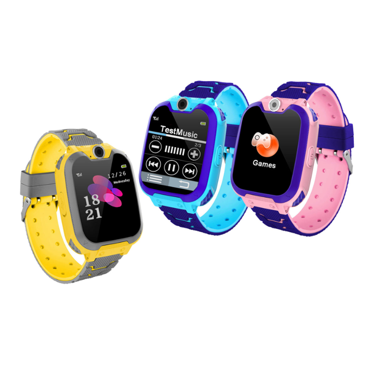 shopify-Kid's Tick Tack Fun Smart Watch-1