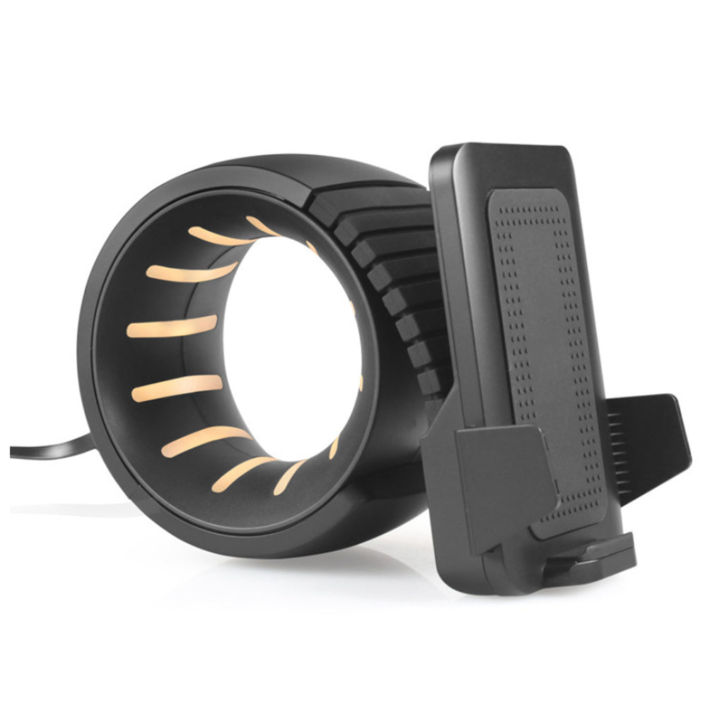 Wheel Of Power Mobile Wireless Charger