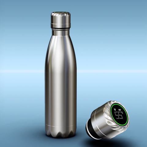 GEN X UV Light Smart And Safe Water Bottle