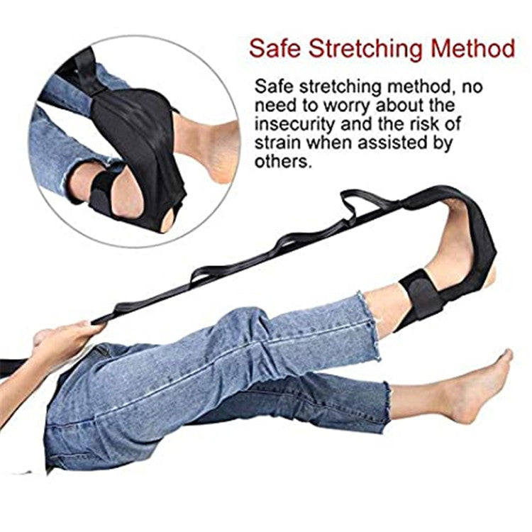 shopify-Yogable Ligament Stretching Support Strap For Yoga-1