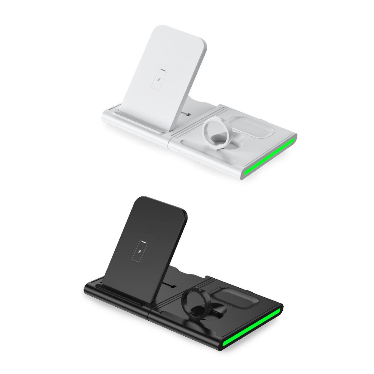 shopify-Magnetic Power Tiles 4 In 1 Wireless Charging Station-4