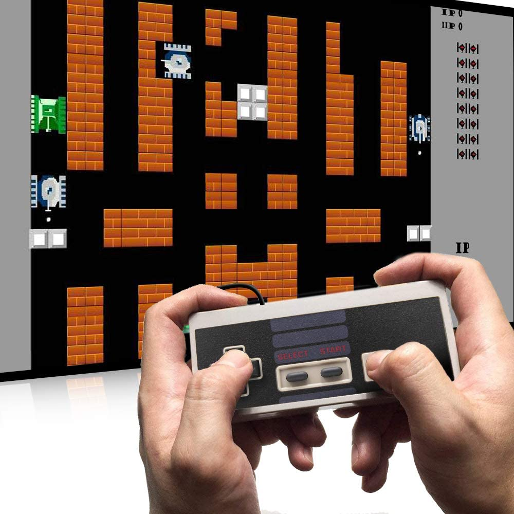 shopify-Retro Inspired Game Console 620 Games Loaded-3