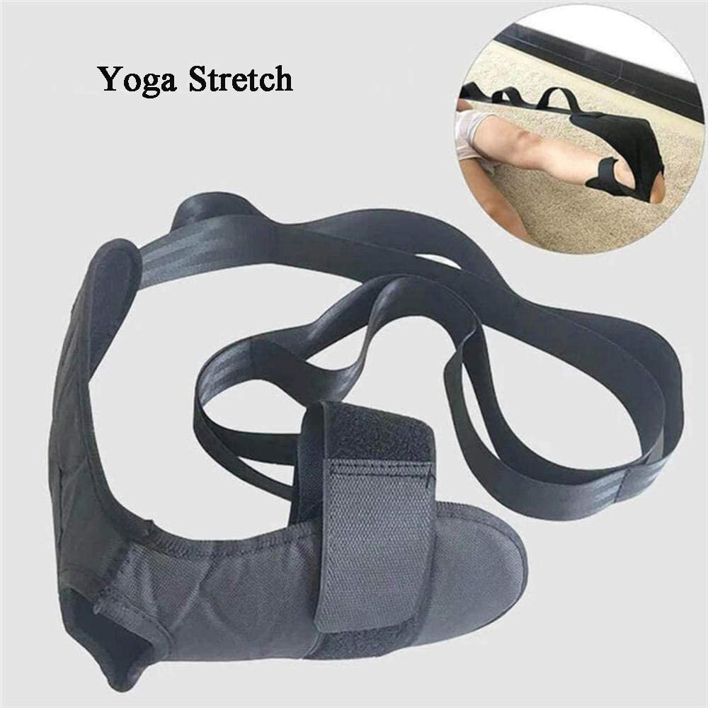 shopify-Yogable Ligament Stretching Support Strap For Yoga-4