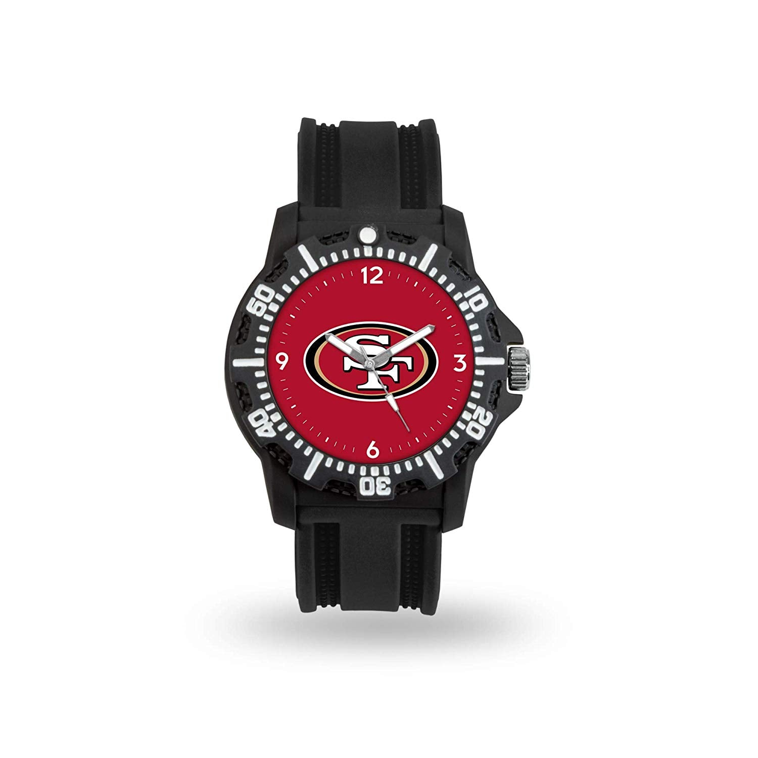 shopify-Game Time NFL Team Logo His Or Her Watches-2
