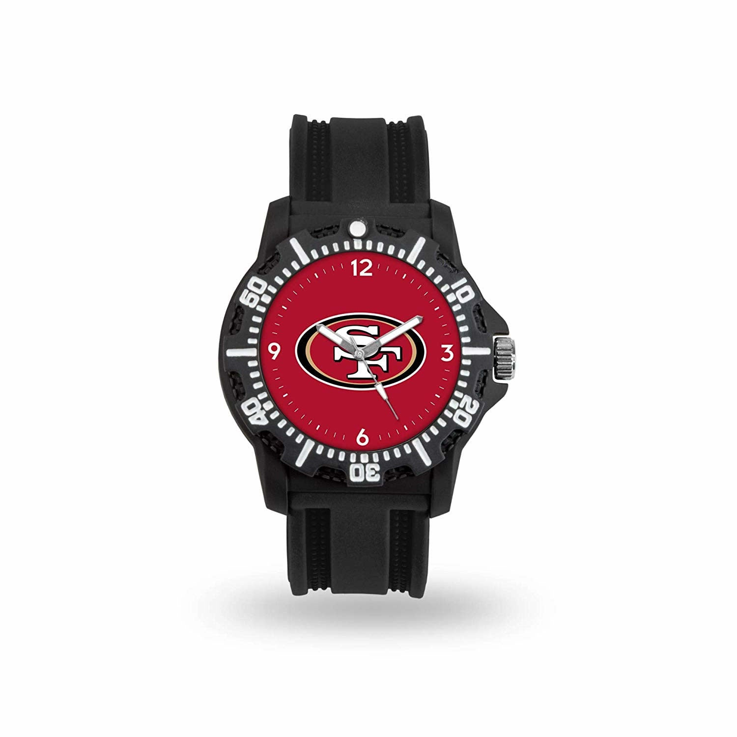 shopify-Game Time NFL Team Logo His Or Her Watches-16