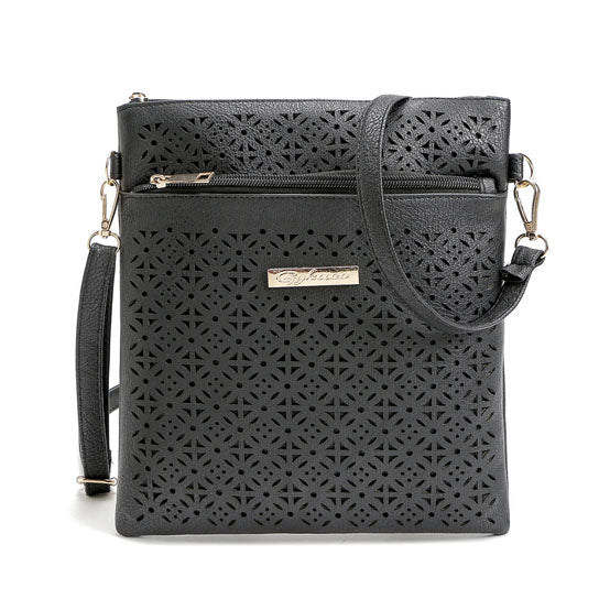 shopify-Blossomita Handbag With Cutout Flower Design-5