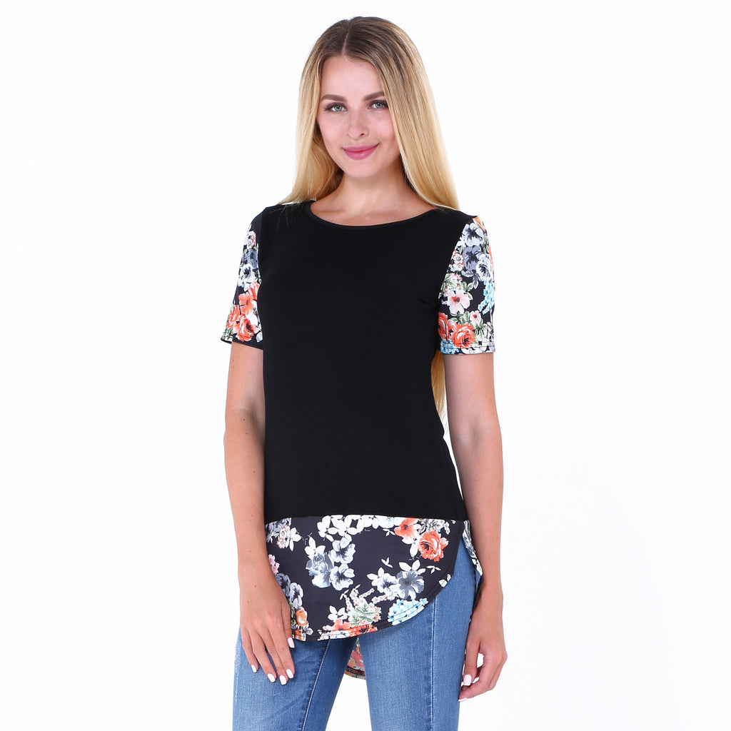 Joyous Tunic Top