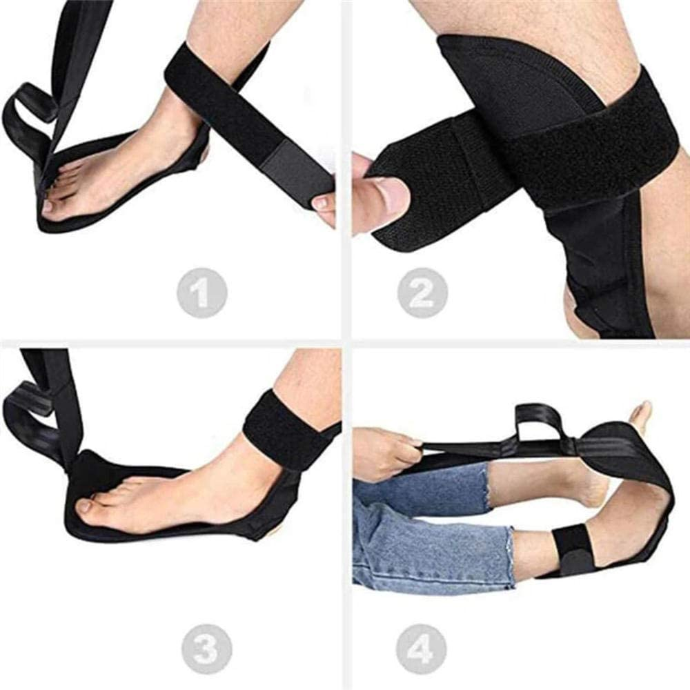 shopify-Yogable Ligament Stretching Support Strap For Yoga-5