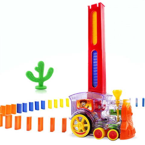 Domino Toy Train